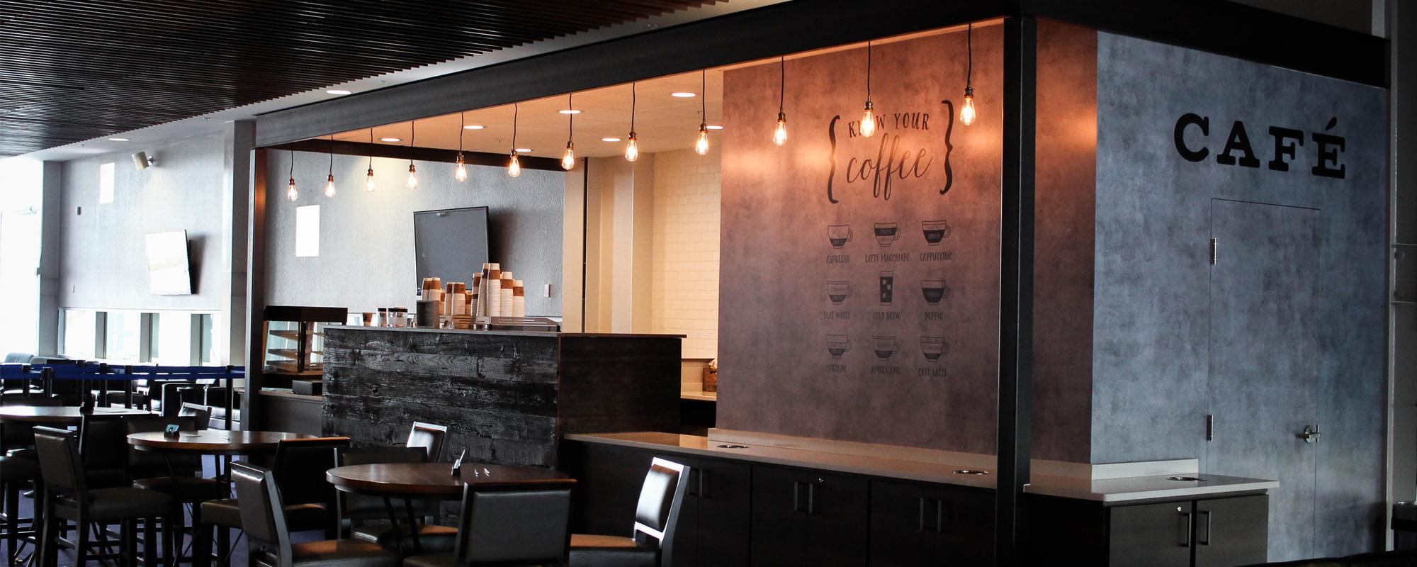Van Dyke Café